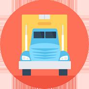 Отправка в регионы РФ через транспортные компании